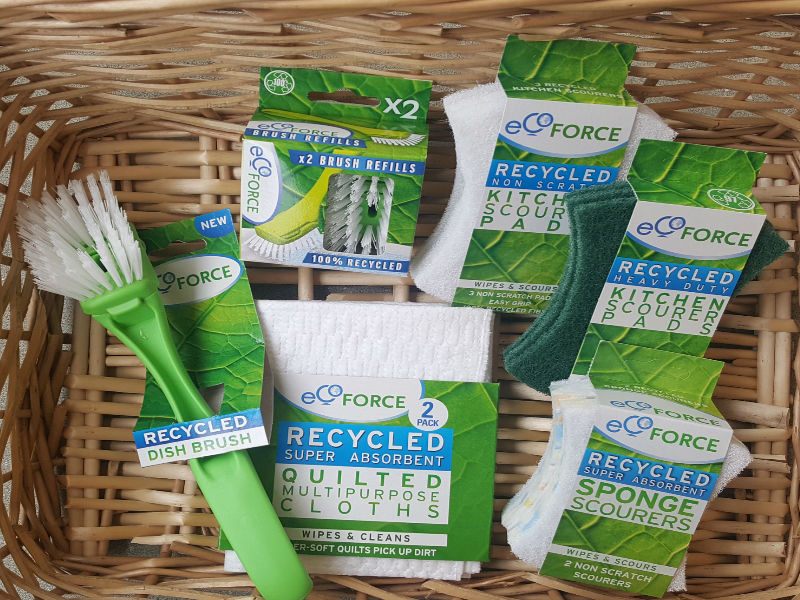 Eco Force Recycled Cleaning Products