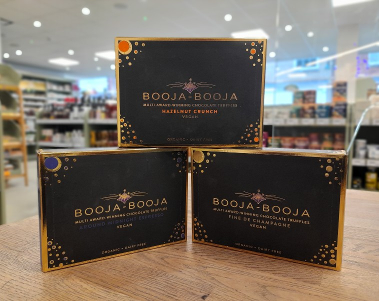 BOOJA-BOOJA Truffles- best value boxes yet